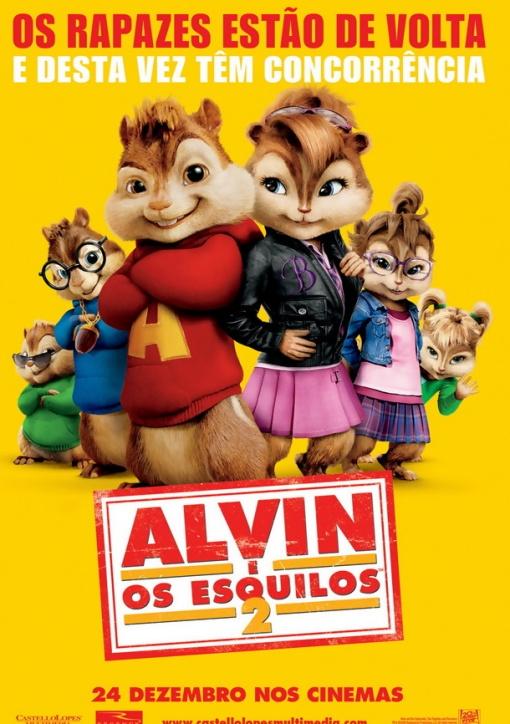 FILMESONLINEGRATIS.NET Alvin e os Esquilos 2   Dublado