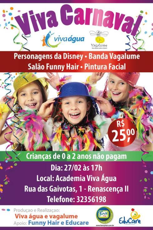 Carnaval Viva Agua