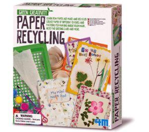 Kit de Reciclagem de Papel