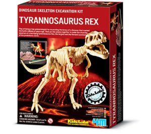 Kit de Escavação Tiranossauro Rex