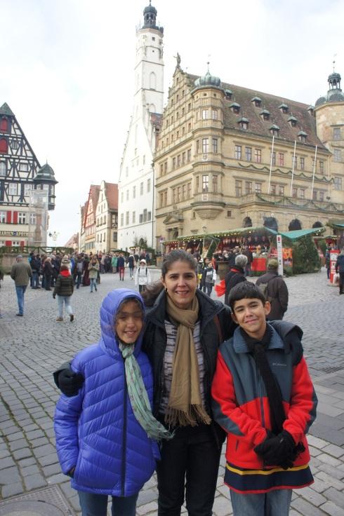 Rota Romântica: Rothenburg (Alemanha)