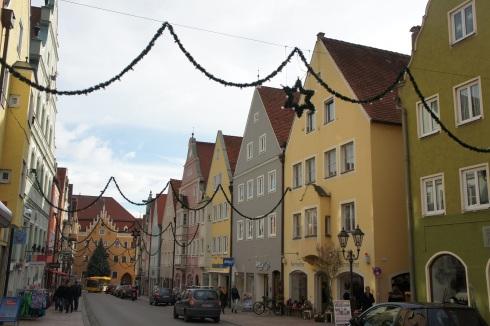 Rota Romântica: Donauwörth (Alemanha)