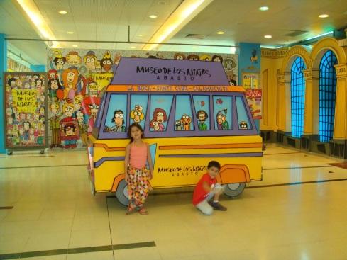 Museo de Los Niños: um dos programas preferidos das crianças!