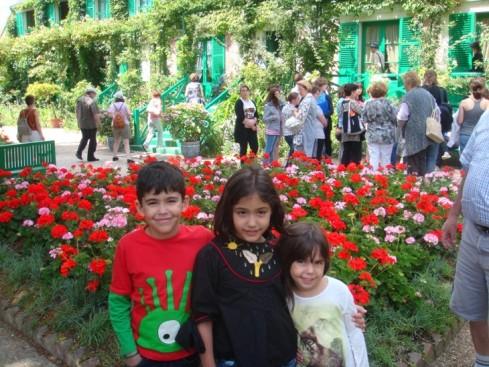 Conhecendo a Casa de Monet, em Giverny!