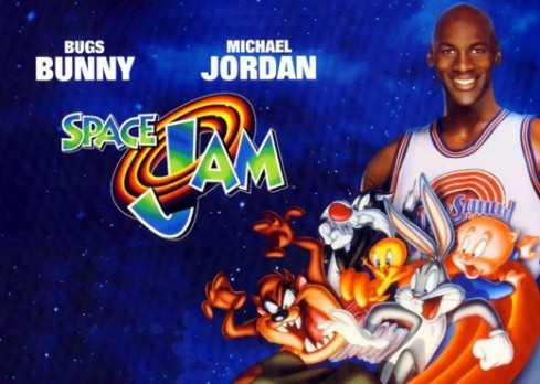 cartaz space jam
