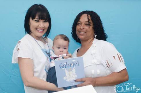 Wanderleia Farias (escritora), Gabriel e sua mãe, Roseli